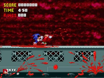 Sonic Exe The Game By My5tcrimson Game Jolt