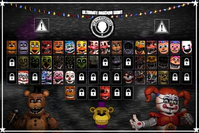 Roblox Fnaf World Multiplayer How To Get Springtrap Ultimate Random Night Remake By Kaua16 Game Jolt
