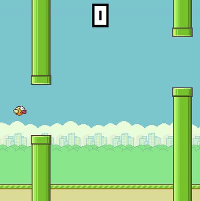 Super Flappy Bird By Phat Boi J Play Online Game Jolt