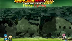 Dragon Ball Super Fierce Fighting