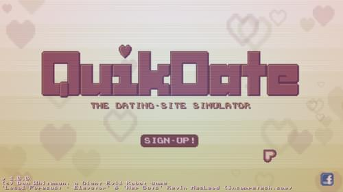 Quick dating games