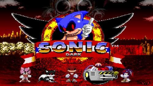 Round 3 exe - The True Terror of Creepypastas (Sonic exe) by