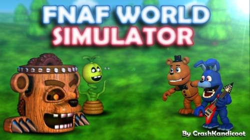 FNaF World by realscawthon - Game Jolt