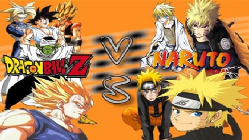 dragon ball z vs naruto games free