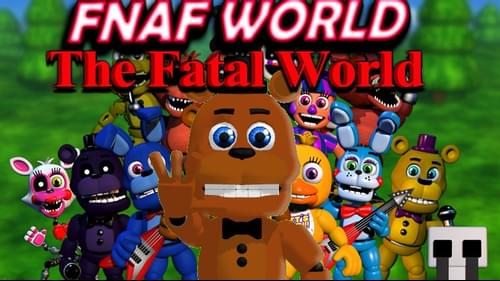 Five Nights At Freddy's World (Halloween-Edition) by