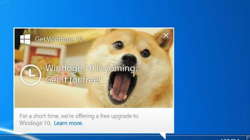 windoge 10 by doge the dog dogethedog79 on game jolt
