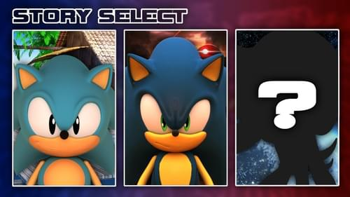 Sonic Forces And Sonic Mania Beta Android Collection by