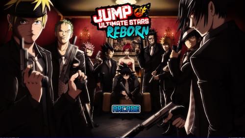 Jump Ultimate Stars Reborn by benpage11 - Game Jolt