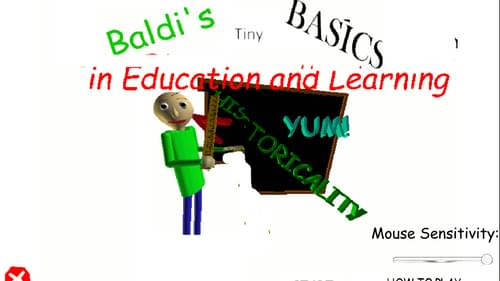 Downloading Baldi exe - Game Jolt