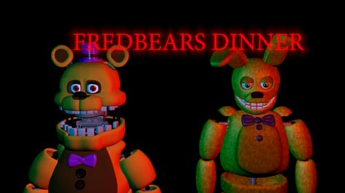 Five Nights At Templates - Make Your Own FNAF Game by