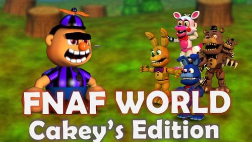 FNaF World by realscawthon  Game Jolt