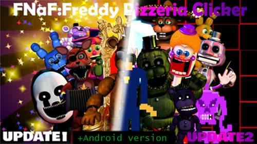 FNaF:Freddy Pizzeria Clicker by Click Games - Game Jolt