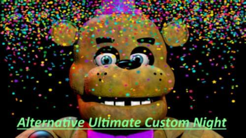 Alternative Ultimate Custom Night by Alex Scholebo - Game Jolt