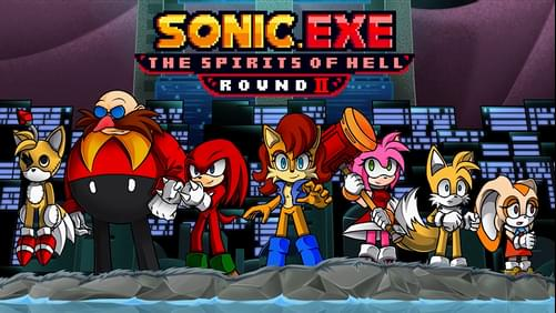 Downloading Sonic Exe: The Spirits of Hell - Game Jolt