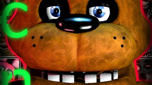 Five Nights at Freddy's: Original Custom Night by SussLord