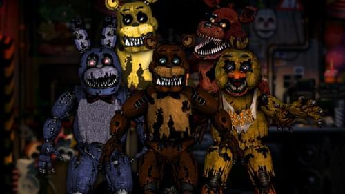 Find Great Five Nights at Freddy's (FNaF) Games - Game Jolt
