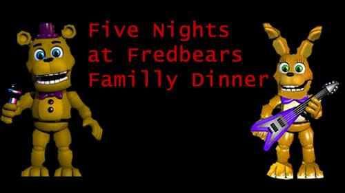 Five Nights at Scout's 3