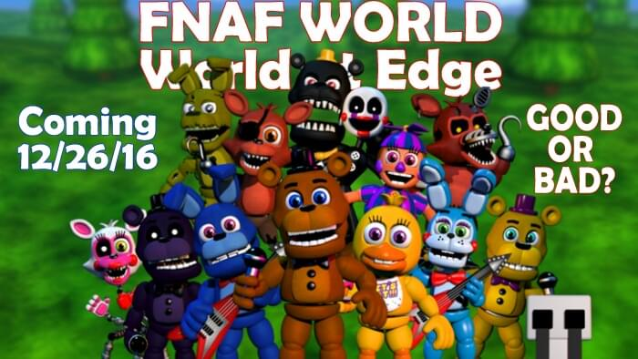 Best FNAF World Games | Game Jolt Jams