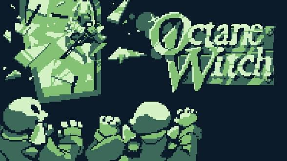 Octane Witch by dragonGlitch Games LLC for GBJam 3 | Game