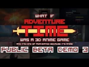 Wenn Adventure Time 3d Anime