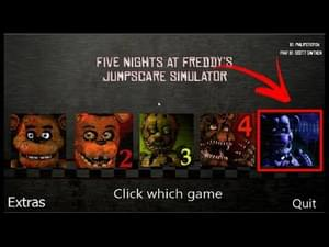Five Nights at Freddy's 1-6 Jumpscare Simulator by BananaProductions - Game  Jolt