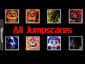 Five Night At Freddy Jumpscares By Kgolden Game Jolt