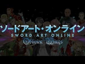 Sword Art Online ♢ Oblivion Wings by Phantom Shiro - Game Jolt