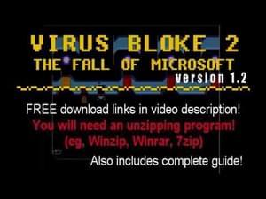 Virus Bloke 2: The Fall of Microsoft by Paul Smart/Drakiah - Game Jolt