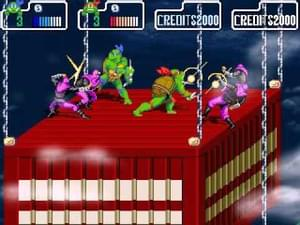 Teenage Mutant Ninja Turtles: Shell Shocked [The Arcade Game
