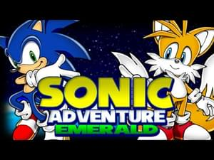 Sonic Adventure Emerald by The Blue Renegade - Game Jolt