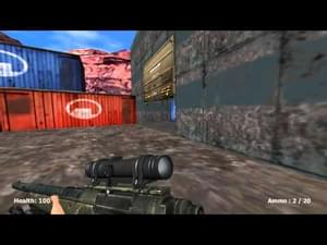 Half-Life: Hazard Course Escape by Fossett Gaming - Game Jolt