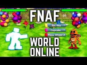 fnaf world full version gamejolt