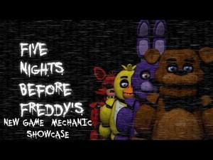 Five Nights Before Freddy's (Official) by 39Games - Game Jolt