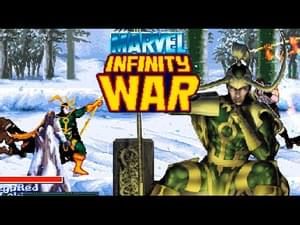 Marvel Infinity War by ZVitor - Game Jolt