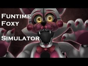 Funtime Foxy Simulator ''Custom Night'' Edition by abdullah_aljabri