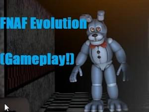 five nights at freddy s evolution by nathanzicaofici