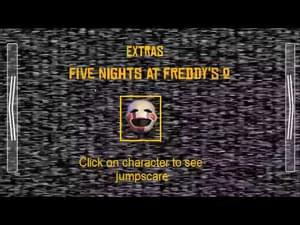 Five Nights at Freddy's 1-6 Jumpscare Simulator by BananaProductions