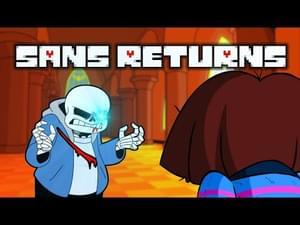 Undertale: Sans Returns by YolowhatamI - Game Jolt