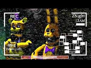 Bloody Nights at Freddy's Director's Cut Version with Extras (FNaF