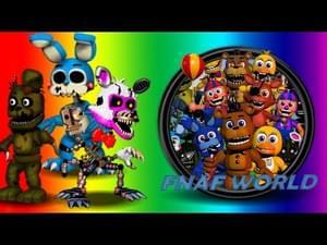 FNaF World Mods (Official) by ZBonnieXD - Game Jolt