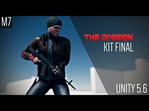TDK] THE DIVISION Kit [Third Person Shooter][Asset Preview