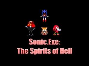 sonic.exe the spirits of hell wikipedia