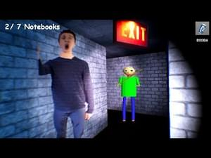 Baldi's Unreal Basics by Obsidious - Game Jolt