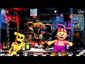 Ultimate Custom Night Android by FabricadeIdiotasOficial