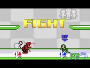 Super Mugen Bros Ultimate by YaBoiLuigiYT - Game Jolt