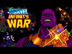Marvel Infinity War by ZVitor - Game Jolt