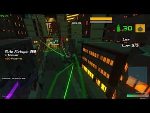 JSRFMP - Jet Set Radio Future Multiplayer by screenracer