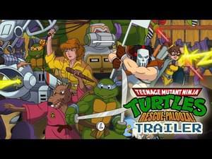 Teenage Mutant Ninja Turtles: Rescue-Palooza! by Merso X