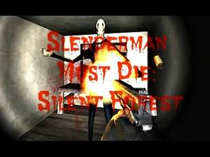 Slenderman Must Die: Silent Forest by Poison Games - Play